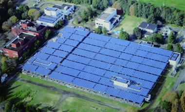 県央浄化センター太陽光発電所様