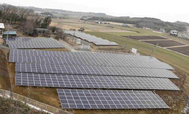 湯津上第二太陽光発電所様